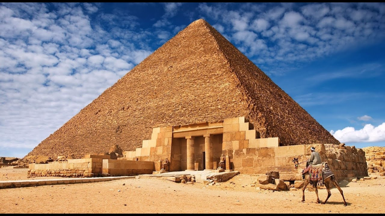 Resultado de imagen de ¿ Para qué se construyó la Gran Pirámide..?