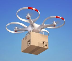 Amazon.com reveals updated plans for delivery drones in supply chain