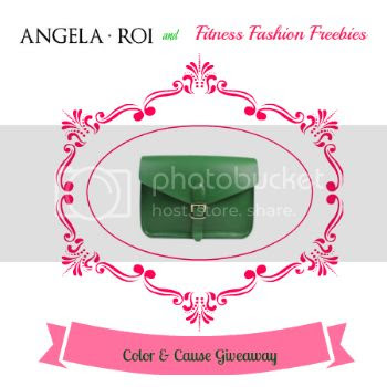 colors and cause giveaway
