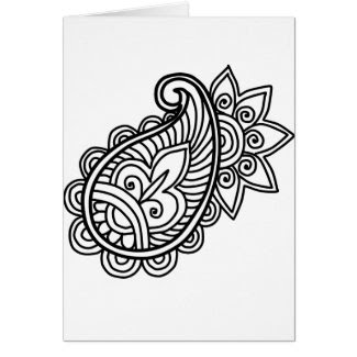 Ruddrataksh Affirmation Mandala Postcards