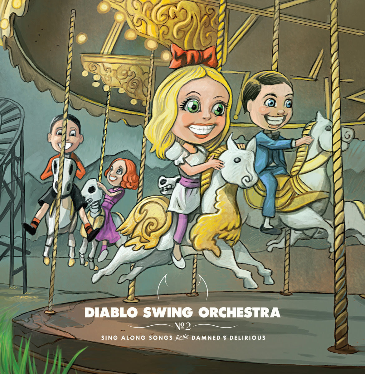 Diablo Swing Orchestra - Sing Along Songs for the Damned & Delirious (2009)