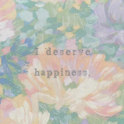 I Deserve Happiness Pictures Photos And Images For Facebook