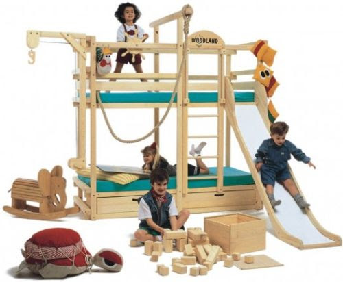 Play Bunk Beds from Woodland