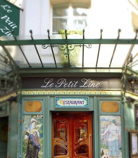 Restaurant Cafe Saint Germain Des Pres