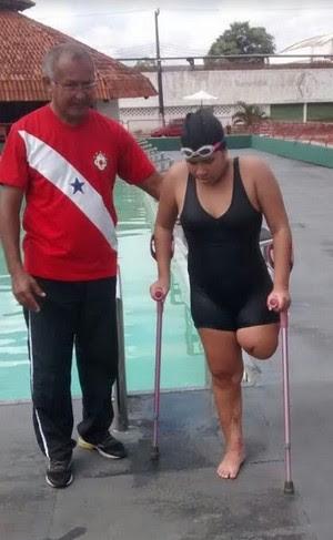 Projeto Esporte Adaptado (Foto: Arquivo Pessoal)