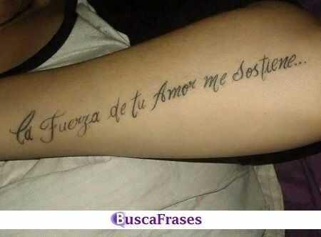 Frases Para Tatuajes De Amor Buscalogratises