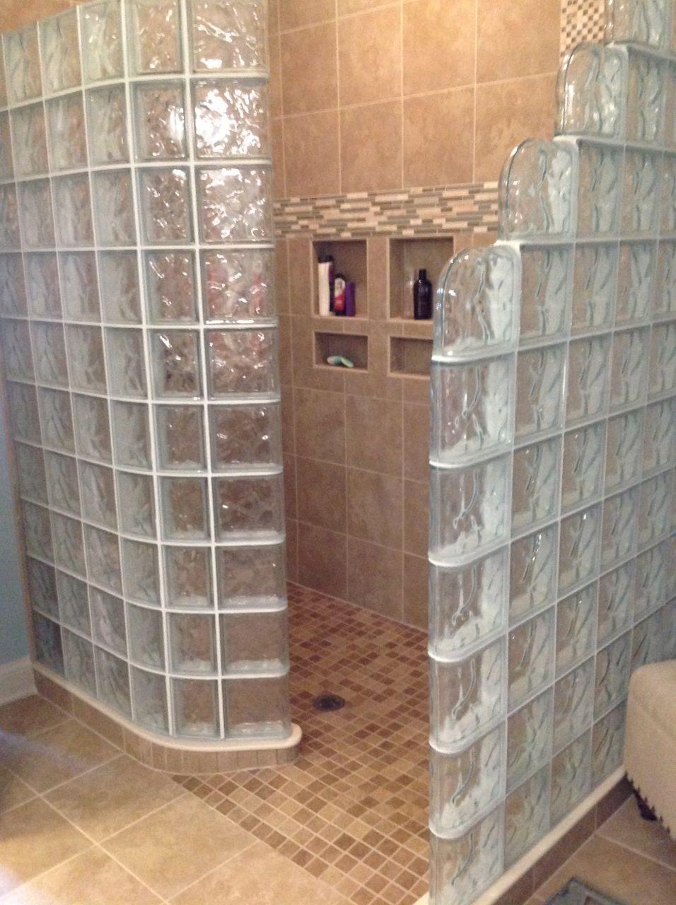 Glass Block Shower Kit   Innovate Building Solutions Blog ...