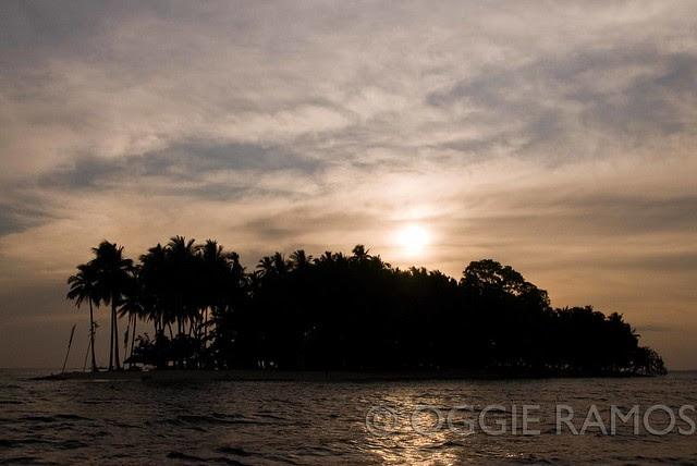 Bislig - Hagonoy Island Sunrise
