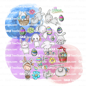 Full Baskets Sticker Page