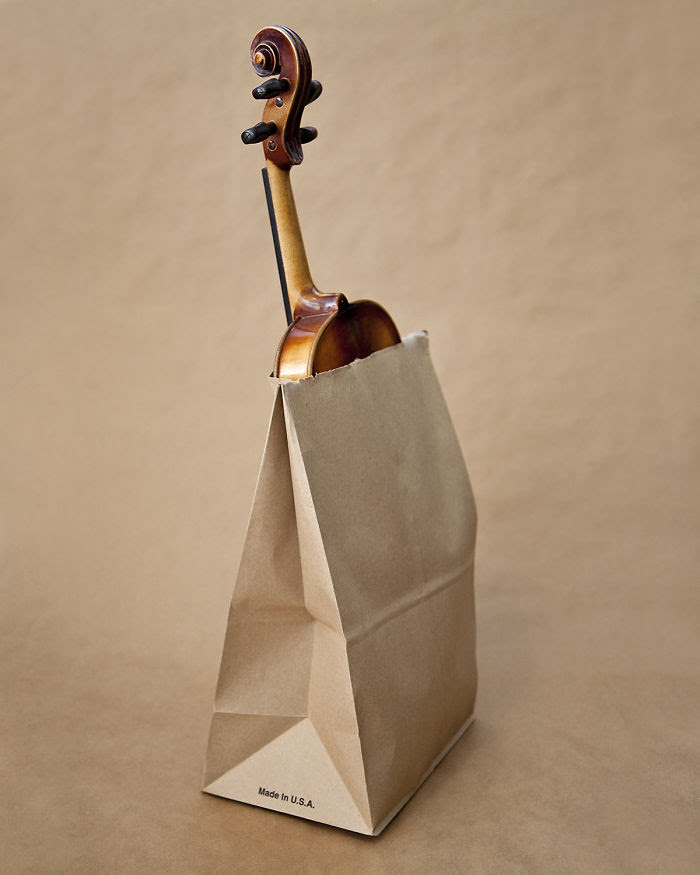 In Utah, No One May Walk Down The Street Carrying A Paper Bag Containing A Violin