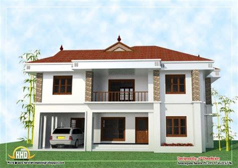 story house elevation  sq ft kerala home