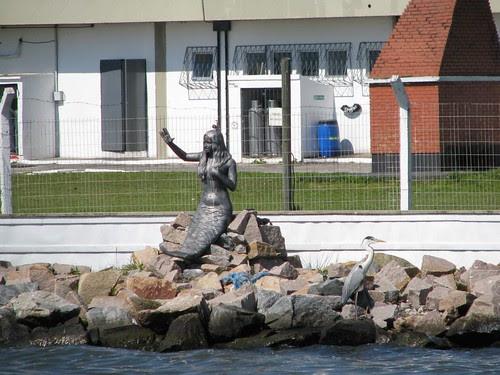 Rio Grande mermaid