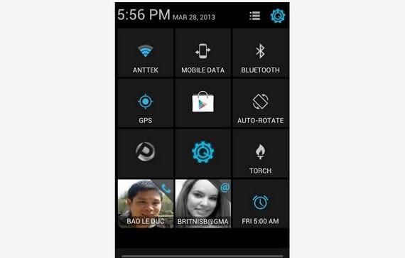 como habilitar quick settings en cualquier terminal android 1 Cómo habilitar Quick Settings en cualquier terminal Android