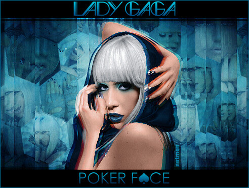vissid amore lady gaga poker face
