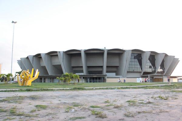 Ginásio Nélio Dias foi locado para evento religioso e não tem como abrigar a final do estadual