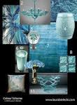 Turquoise Interior Design Color Scheme | Luxury Interior Design ...