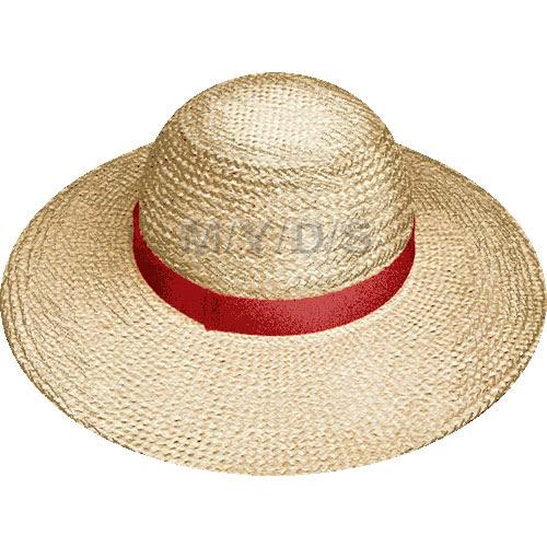 麦わら帽子ストローハットのイラスト条件付フリー素材集