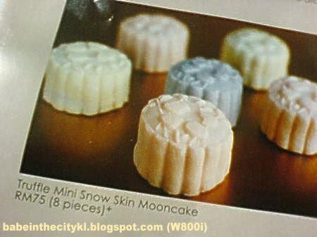 bakerzin truffle mini snowskin