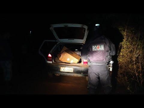 Polícia Militar realiza operação conjunta em São João da Canabrava