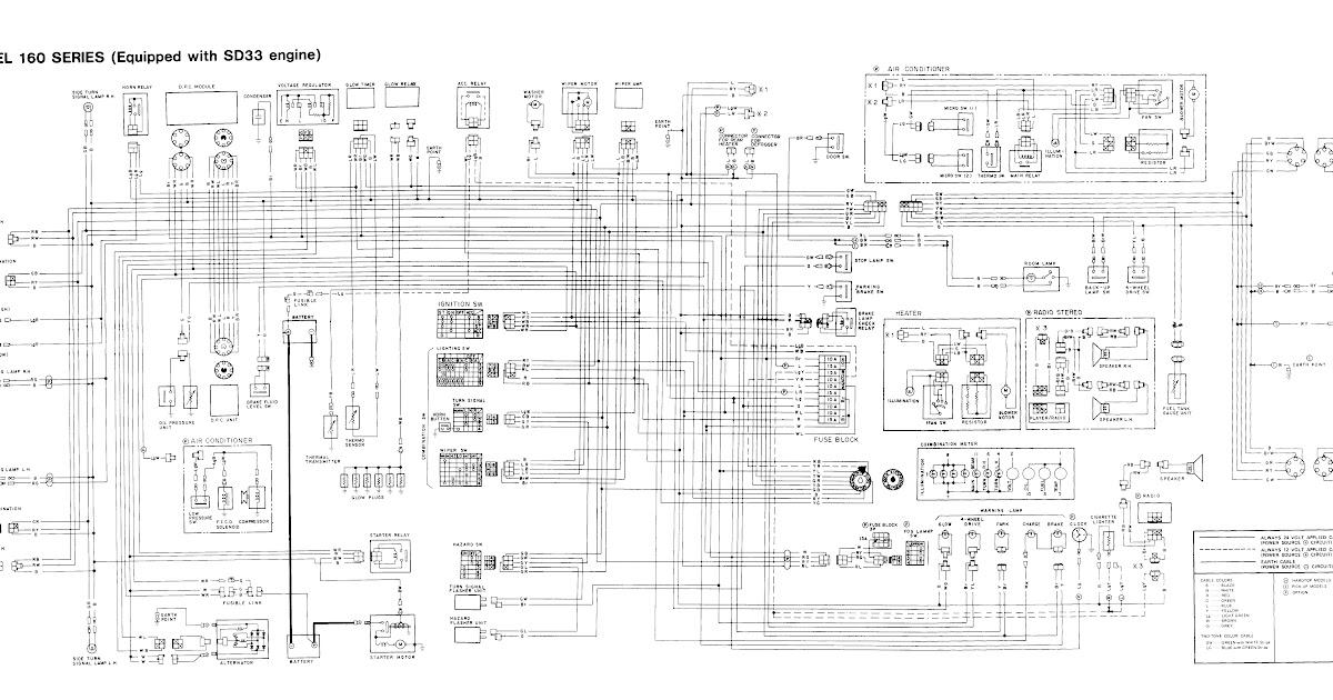 Nissan Gu Wiring Diagram