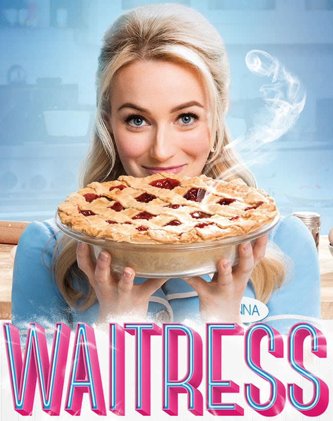 Image result for broadway waitress