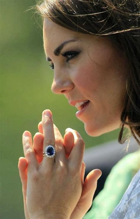 Kate Middleton's Sapphire Ring Style