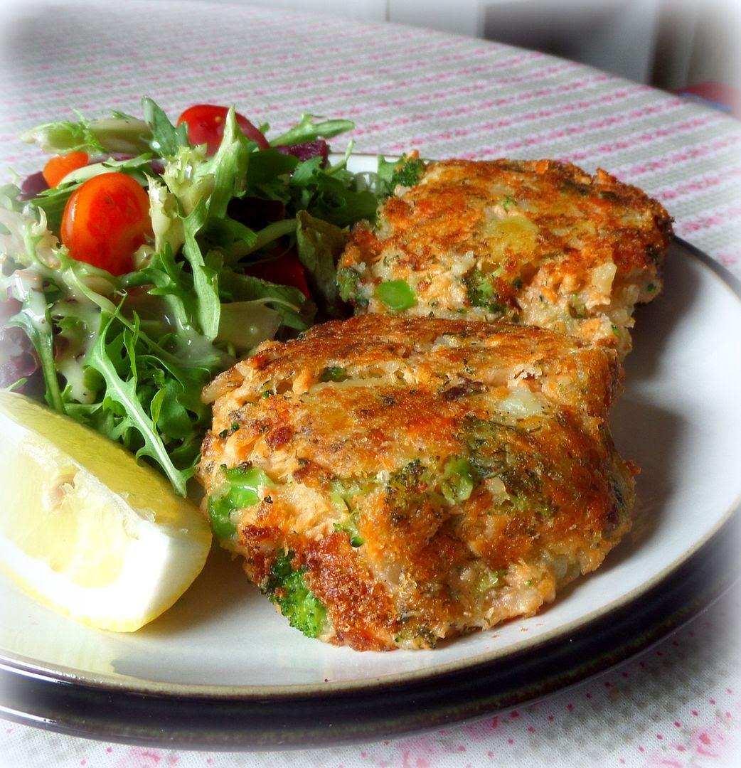 Salmon Fish Cake Recipe Without Potato