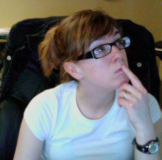 My New Glasses Make Me Thoughtful