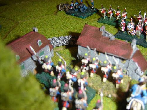 French take Hougomont