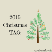 2015 Christmas Blog Tag