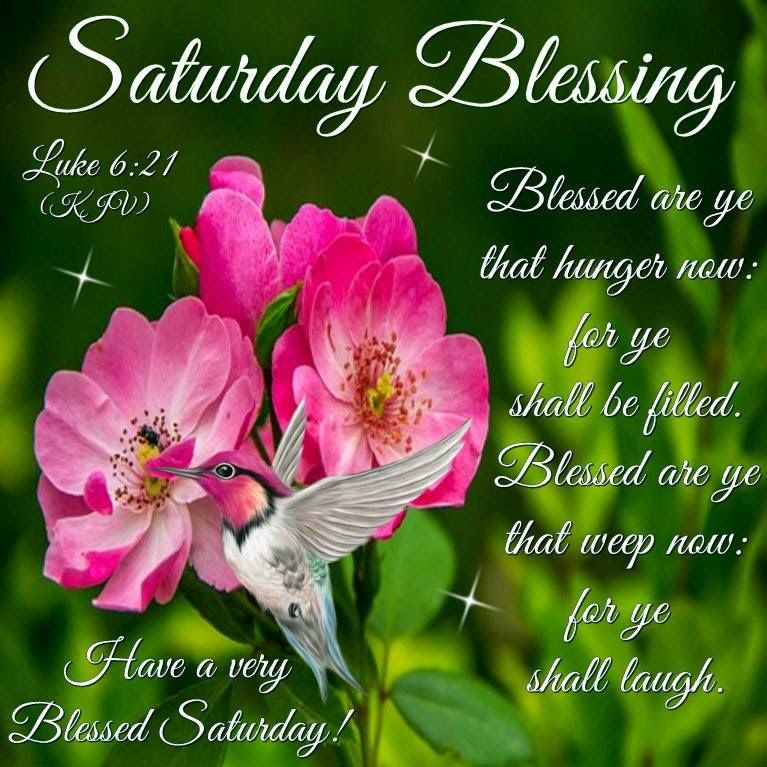 Saturday Blessings Image With Bible Verse Pictures Photos And