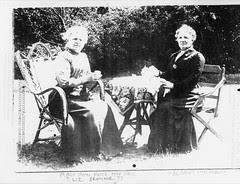 Mary Ann Potts & Margaret Ainscough