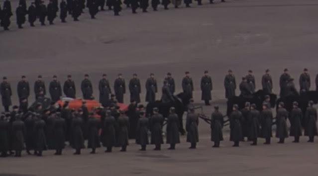 Βίντεο – ντοκουμέντο από την κηδεία του Στάλιν, 64 χρόνια μετά! [vid]
