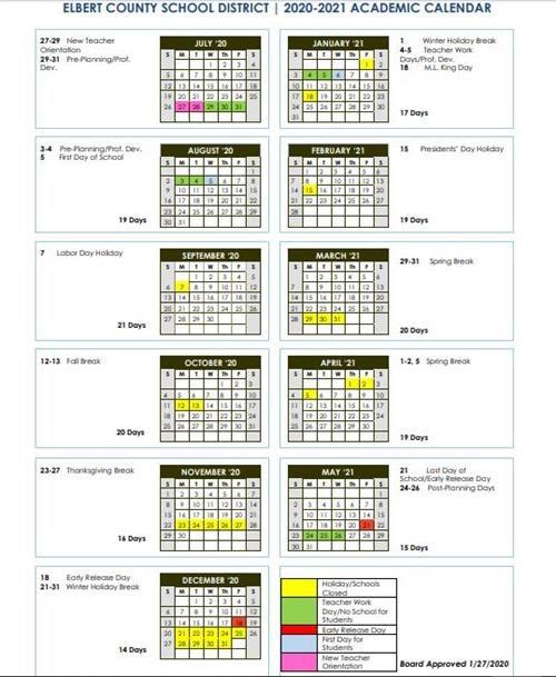 Uga 2021 2022 Academic Calendar | 2021 Calendar