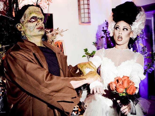 NICK LACHEY & VANESSA MINNILLO photo | Nick Lachey, Vanessa Minnillo