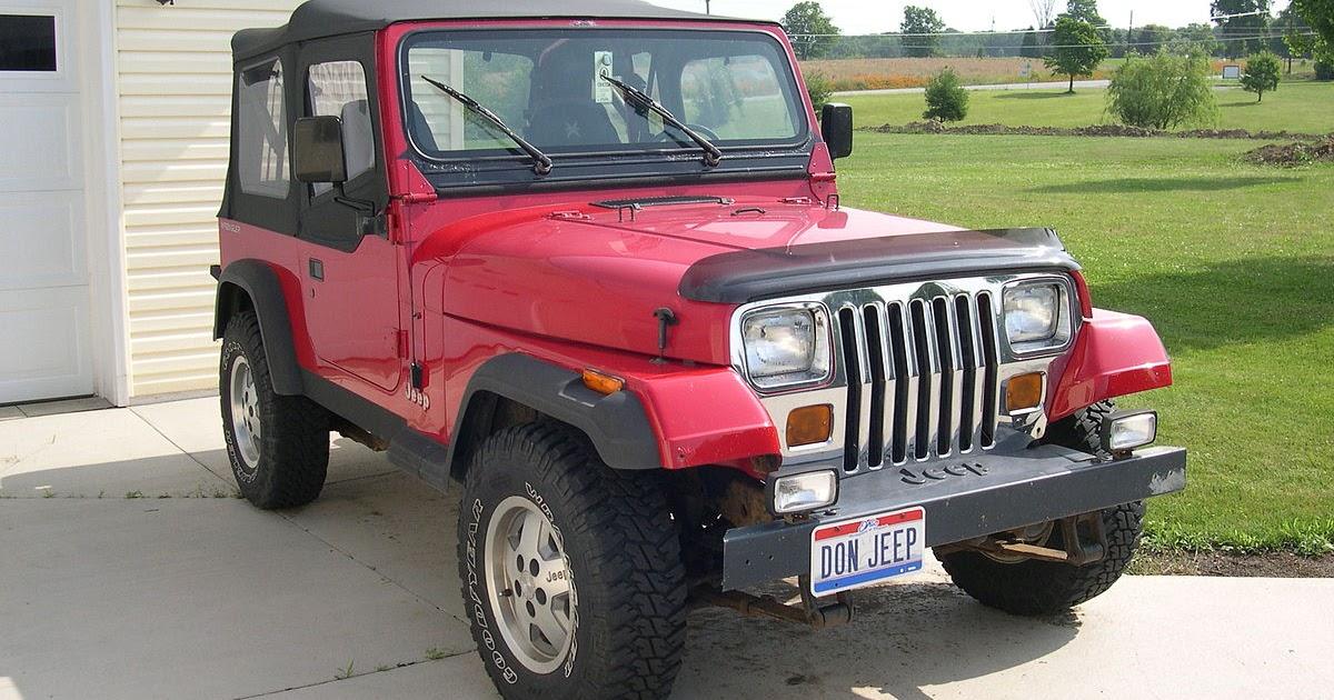 1992 Jeep Wrangler Fuel Filter