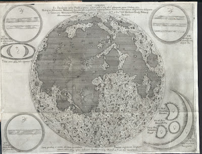 1662 Map of the Moon
