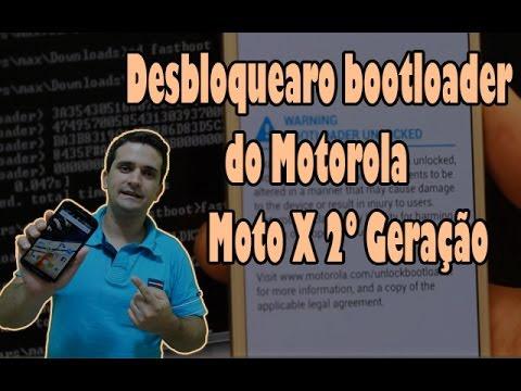 COMO FAZER DESBLOQUEIO DO  BOOTLOADER NO MOTO X 2º GERAÇÃO E CORRIGIR POSSÍVEIS ERROS DURANTE O PROCESSO 2015