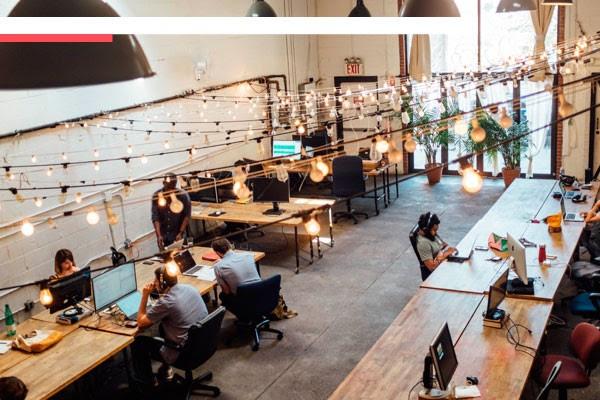 coworking funciona para startups