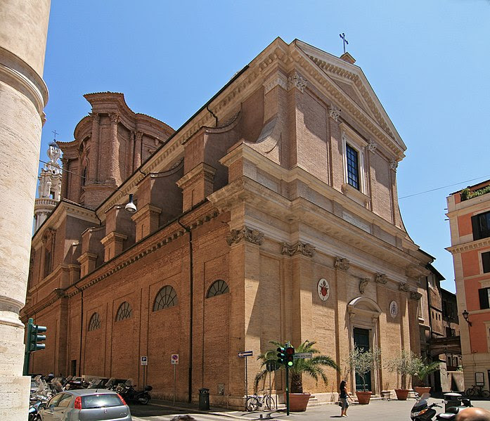 File:Sant Andrea delle Fratte Rome.jpg
