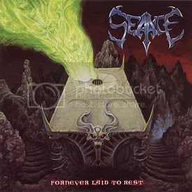 Seance - Fornever Laid To Rest (Black Mark Productions, 1992)