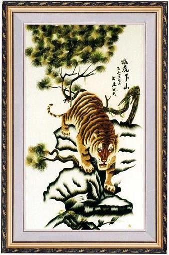 Hổ phong thủy và những điều cấm kỵ khi bài trí | ảnh 3