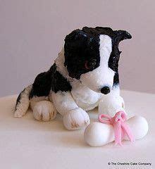 cake border collie   Google zoeken   Oulik   Dog cakes