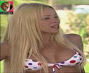 Danielle Winits sexy na novela Uga Uga