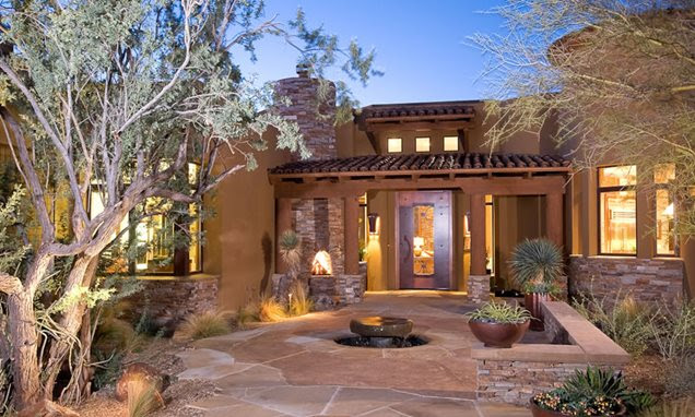 Entryways, Steps and Courtyard - Tucson, AZ - Photo Gallery ...