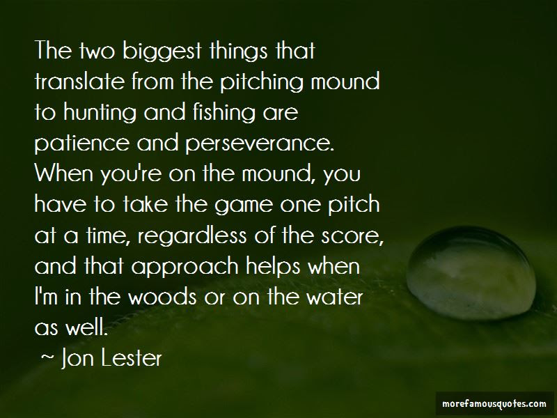 One Pitch At A Time Quotes Top 20 Quotes About One Pitch At A Time