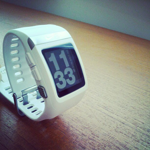 Bought myself a nike + gps watch for my birthday. #selfgiftingrocks