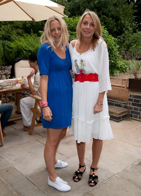 Astrid Harbord and Camilla Stopford Sackville