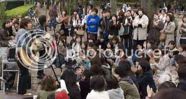 NHK performers