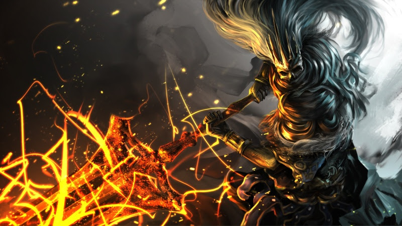Nameless King - Dark Souls III